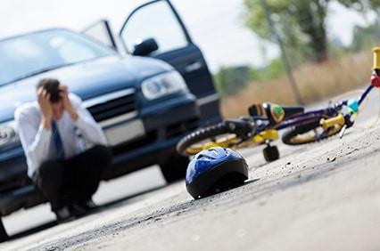 """עו""""ד תעבורה בנושא תאונת דרכים עם אופניים"""