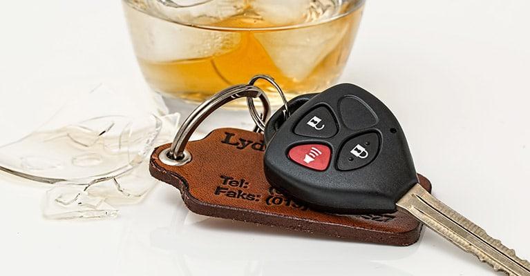נהיגה בשכרות לאחר צריכת כוס ויסקי אחת
