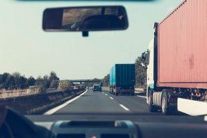 נהיגה בלי רישיון של נהג משאית