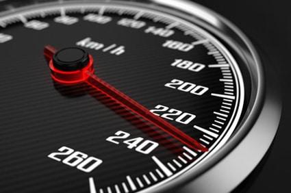 עבירות מהירות בנהיגה