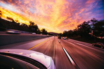תקנות התעבורה נסיעה בשוליים